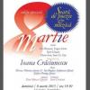 Ediţie specială de 8 martie a Serilor de Poezie şi muzică de la Odeon