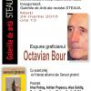"""Graficianul Octavian Bour lansează """"Sensuri giratorii"""", la Galeriile de Artă """"Steaua"""""""