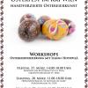 Tradiţii pascale- Expoziţii şi ateliere de artă populară, la Viena