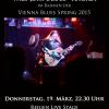 """Vali """"SirBlues"""" Răcilă, în concert la Viena"""
