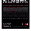 București MEMORIA/ EXPLORAREA/ IMAGINAREA Orașului