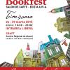 Programul primelor două zile ale Salonului de Carte Bookfest Timișoara, ediția a IV-a