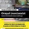 Despre Bucureştiul (non)sexist, la Cafeneaua critică