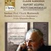 Antropologul francez Claude Karnoouh își lansează noua sa carte, la Iași