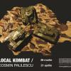 """Expoziția """"Local Kombat"""" a artistului Cosmin Paulescu, la Galateca"""