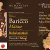 """Seară japoneză dedicată romanului """"Mătase"""" de Alessandro Baricco, la Librăria Humanitas de la Cişmigiu"""