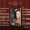 """""""Ochii doamnei mele. O poveste despre viața amoroasă a lui Shakespeare"""" de Anthony Burgess,  în dezbatere la Librăria Humanitas de la Cișmigiu"""