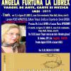 """Angela Furtună, la Târgul de Carte """"Librex"""""""