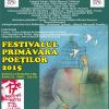 """Concert şi recital de poezie """"Poetul și Dumnezeu"""", în încheierea Festivalului Primăvara Poeților 2015"""