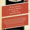 Editura Herg Benet aniversează 5 ani, alături de 25 de scriitori, la Clubul Țăranului Român