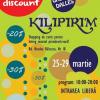 Reduceri de până la 90% sau cărți la 1 leu, la Kilipirim, ediția de primăvară 2015
