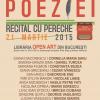 RECITAL CU PERECHE și o evocare Eusebiu Ștefănescu, de Ziua Internațională a Poeziei