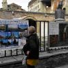 """S-a redeschis expoziţia de fotografii """"Destinaţii turistice din România"""""""