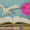 Pop-up Stories Club – club de lectură care promovează autorii români
