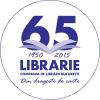 În 2015, Compania de Librării București sărbătorește 65 de ani de la înființare