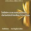 Întîlnire cu Aurelian Octav Popa, la Cafeneaua critică