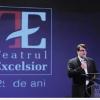 """Maestrul Vasile Menzel, """"Societar de Onoare"""", la Gala Teatrului Excelsior"""