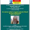"""Paul Sutherland va citi din cel mai recent volum de poezie, """"Un novice sufist în regatul șeicului Efendi"""",  la Librăria Open Art"""