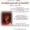 """""""Tradiții pascale în familie"""", la Iași"""