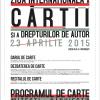 """""""Programul de Carte""""- ediția a IV-a, de Ziua Internațională a Cărții și a Drepturilor de autor"""
