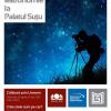Prezentări de astronomie, la Palatul Suțu