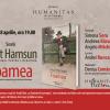 """Romanul """"Foamea"""", de Knut Hamsun, lansat la București"""