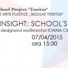 """Ioana Ciolacu, """"Fashion insight: school`s out"""""""
