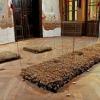 """""""SIT"""", de Dorina Horătău, la Trienala Internaţională de Artă Textilă Riga"""