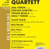 Arcadia String Quartet în concert, la Wiener Musikverein