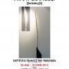 """Expoziția """"Avant Brâncuși [brɨnkuʃi]"""", la Institutul Francez din Timișoara"""
