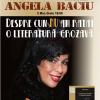 """Scriitoarea Angela Baciu își lansează cel mai nou volum de interviuri, la Librăria """"Donaris"""" din Galați"""