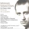 """Comemorare """"Mihail Sebastian. Ultima oră – 70 de ani de la moarte"""""""