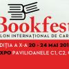 Mai sunt două zile până la sărbătoarea cărții – Bookfest 2015