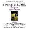 """Lansarea volumului """"Fiinţă şi credinţă – Persoana"""", de George Remete"""
