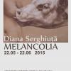 """Expoziţia """"Melancolia"""" de Diana Serghiuţă, la Muzeul de Artă din Arad"""