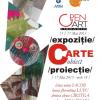 """Expoziția """"Carte obiect"""", la Librăria Open Art"""