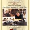 Evenimentele săptămânii, la Muzeul Municipiului București – Palatul Suțu