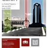 """Despre """"Dezvoltarea Bucureștiului: Parcul Carol I"""", la Palatul Suţu"""
