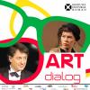 """O nouă întâlnire din seria """"ArtDialog"""": Ion Caramitru și Crina Semciuc, la Institutul Cultural Român"""
