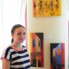 """Expoziţia """"Rendez-Vous cu Arta"""" rămâne deschisă până la finalul lunii mai"""