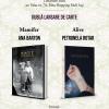 """Ana Barton și Petronela Rotar lansează volumele """"Mamifer"""" și """"alive"""",  la Librarium Palas"""