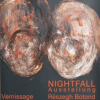 """Nightfall""- Expoziţie Részegh Botond, la Galeria ICR Viena"