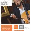 Adrian Naidin cântă la Muzeul Theodor Aman