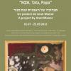 """""""אבא, Tata, Papa – A Tribute"""" – un proiect de Anat Manor, la ICR Tel Aviv"""
