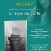 """"""" No Exit"""" de Ofelia Prodan, lansat la Open Art"""