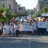 Peste 3500 de persoane, la Marşul pentru Familie de la Iaşi