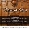 Festival de Orgă, la Castelul Peleş