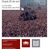 """Conferința """"Din decembrie până în iunie: 1989-1990. După 25 de ani"""",  la Palatul Suţu"""