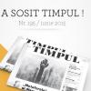 A apărut numărul 195 al revistei de cultură contemporană TIMPUL