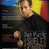 """""""Suflet Românesc"""", one-man show cu Dan Puric, la Cernăuţi"""